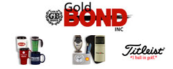 PROMOTIONAL PRODUCTS-GOLD BOND LINE